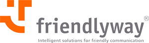 HK Medien Partnerlogo friendly way